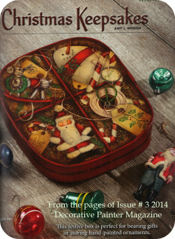 Decorative Painter -Christmas Keepsakes!