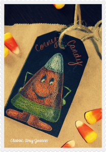 Candy Corn Anotomy