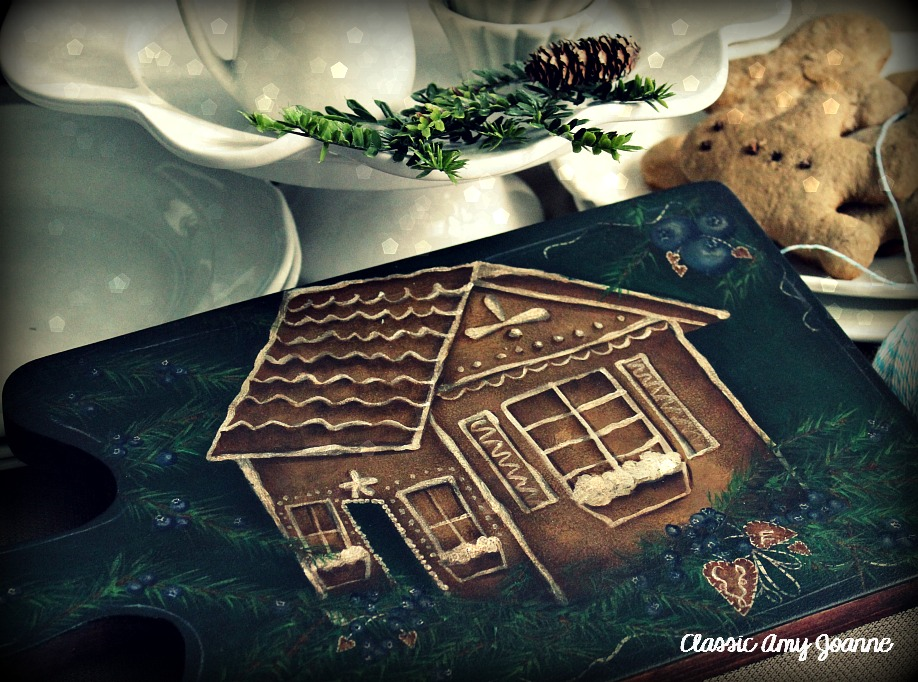 Marians Gingerbread House 3